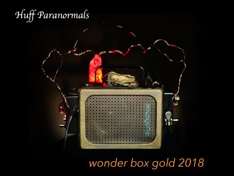 Return of the Wonder Box Gold. The Most Effective Spirit Box in the World 2018.