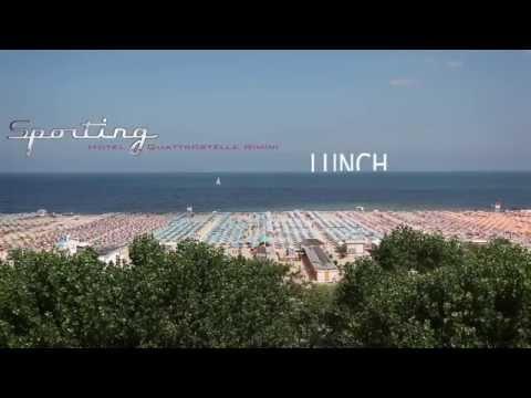 Hotel Sporting Rimini, emozioni a 4 stelle