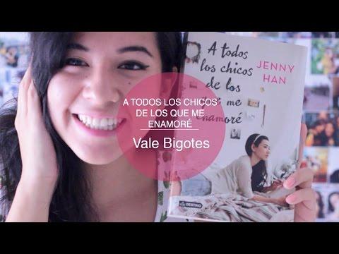 A TODOS LOS CHICOS DE LOS QUE ME ENAMORÉ | Vale Bigotes - YouTube