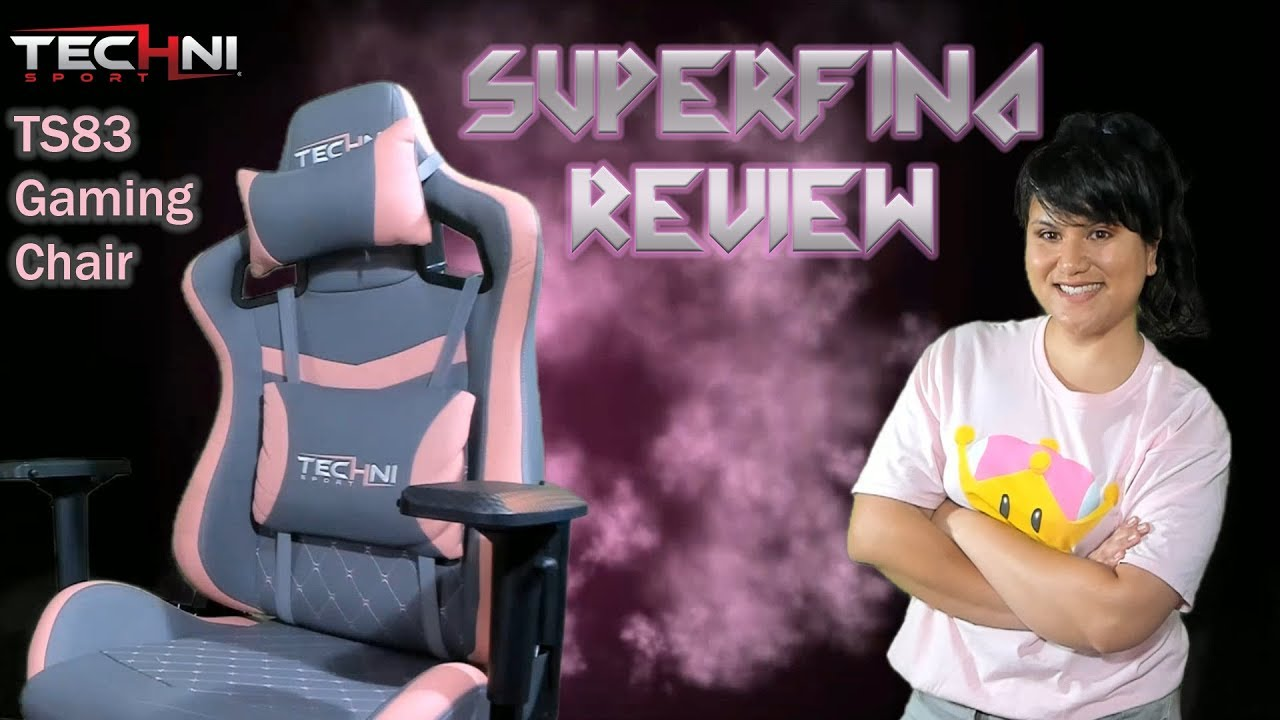 Techni Sport TS83 Gaming Chair REVIEW