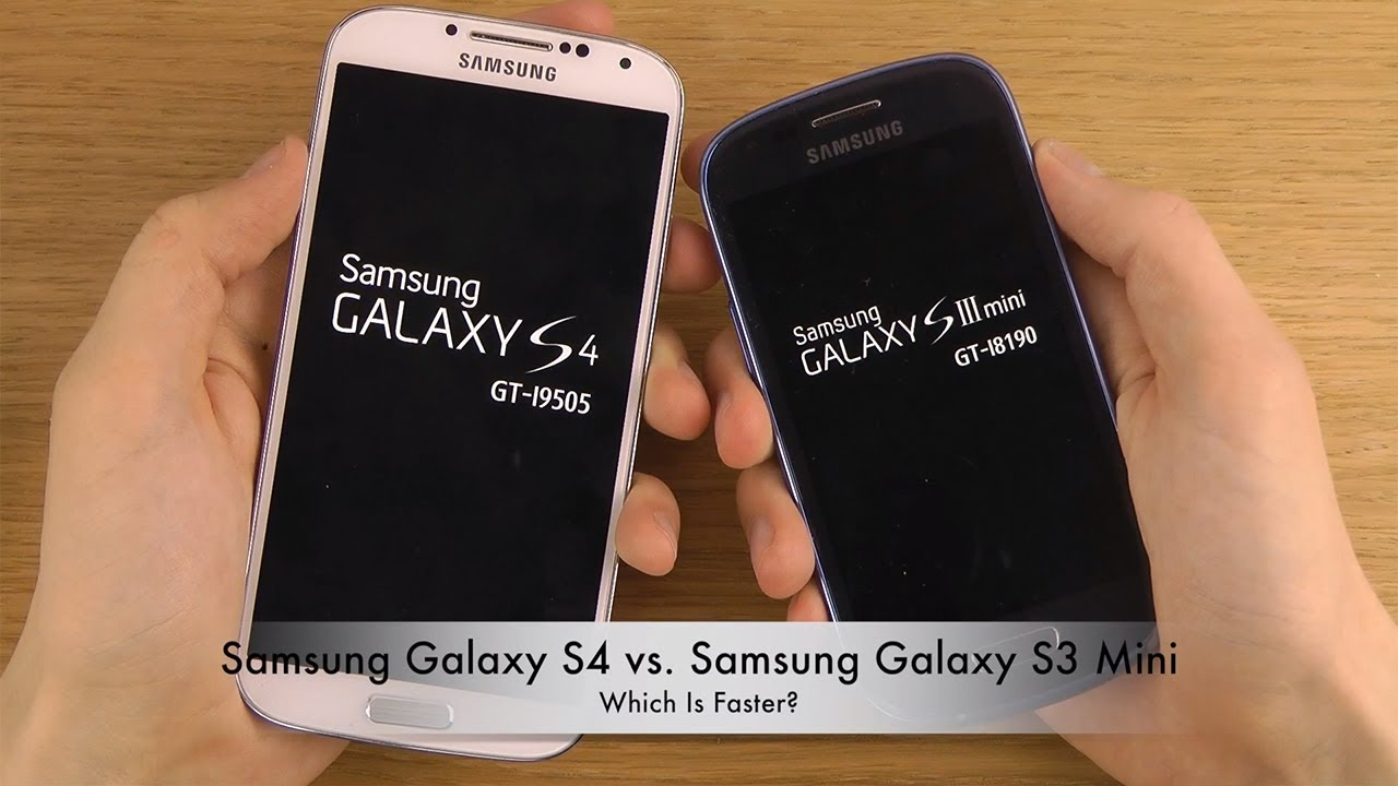 samsung galaxy s4 vs samsung galaxy s3 mini which is. Black Bedroom Furniture Sets. Home Design Ideas