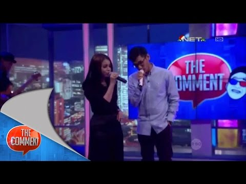 The Comment - Rossa FT  Afgan Kamu Yang Ku Tunggu