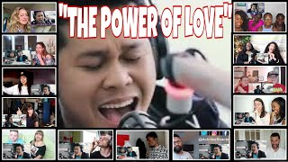"""""""THE POWER OF LOVE"""" REACTORS REACTION COMPILATION/MARCELITO ..."""