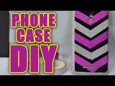 DIY Phone Case Life Hacks || Cara Menghias Case HP