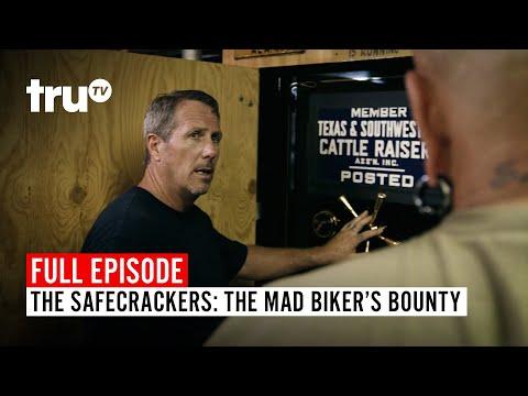 The Safecrackers   FULL EPISODE: The Mad Biker's Bounty   TruTV