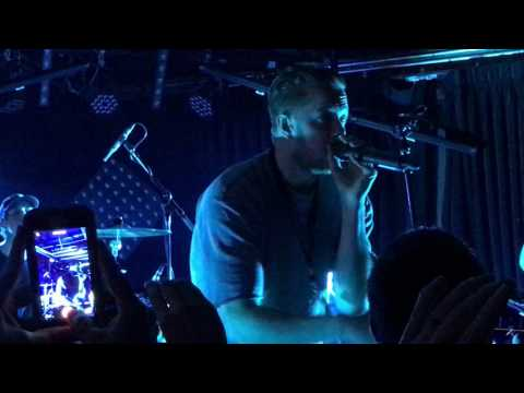 K.FLAY performs Dreamers with Dan Reynolds...