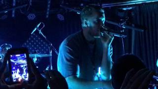 Скачать K FLAY Performs Dreamers With Dan Reynolds From Imagine Dragons Live