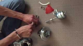 eBay / CXRacing K04-015 Turbo Upgrade / Teardown / Rebuild