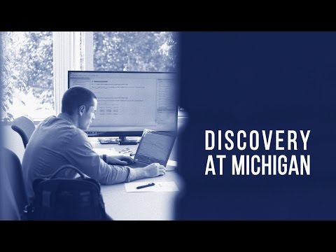 University of Michigan Medical School: Research Opportunities