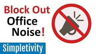 4 Ways to Create Quiet Time in a Noisy Office