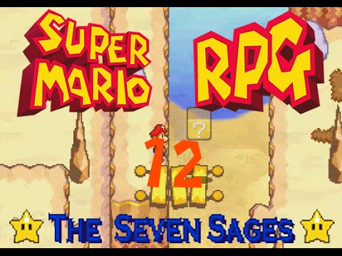 Super mario rpg seven sages final boss part 1 *spoilers* youtube.