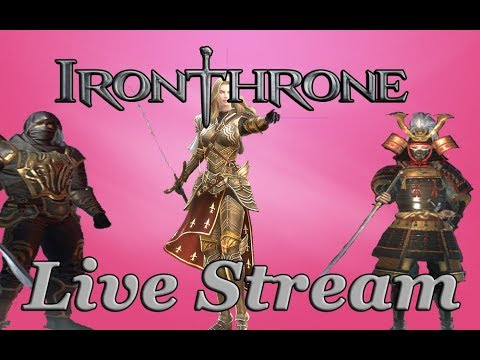Lets Rebuild  Iron Throne  Stream