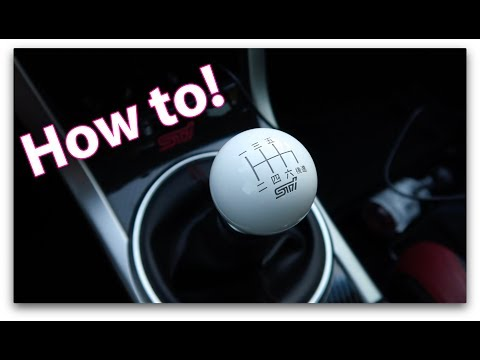 How to drive stick shift/manual transmission!