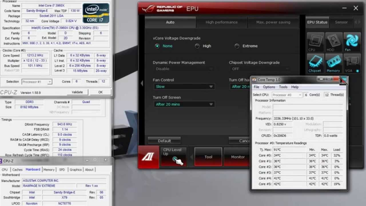 Drivers for Asus P9X79 AI Suite II