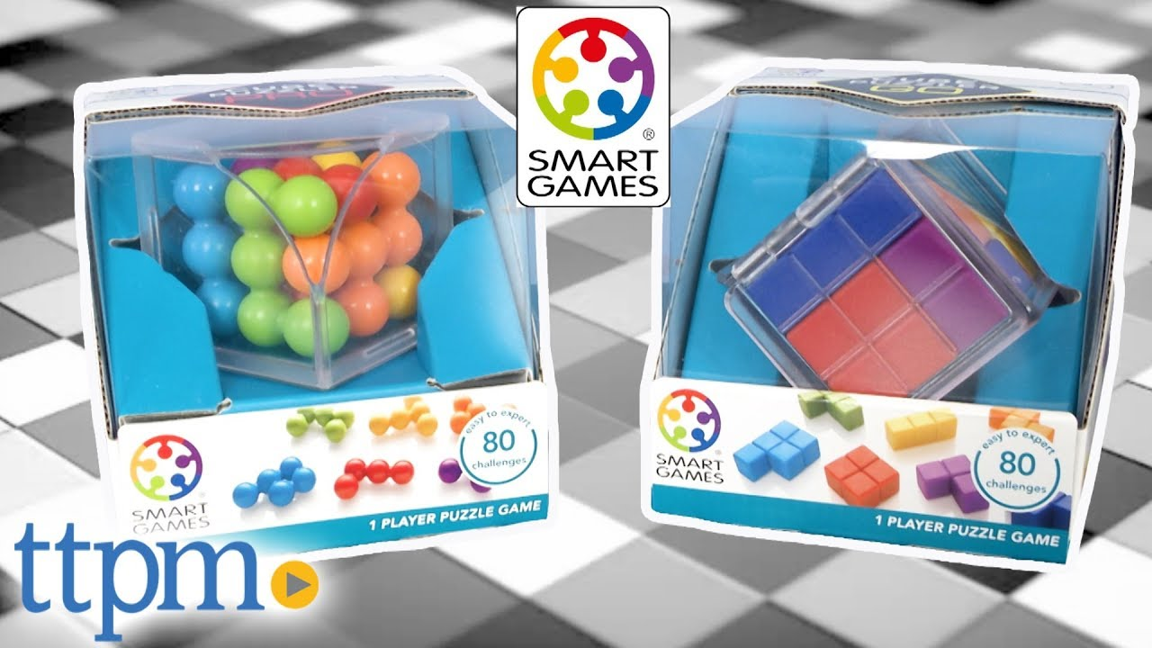 Cube Puzzler Go And Cube Puzzler Pro From Smart Toys And