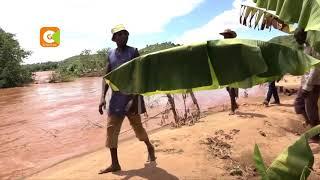 Masinga dam starts spilling water