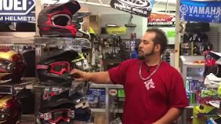 Bobby J's Yamaha Helmet Showcase!