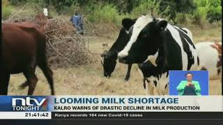 KALRO trains livestock extension officers