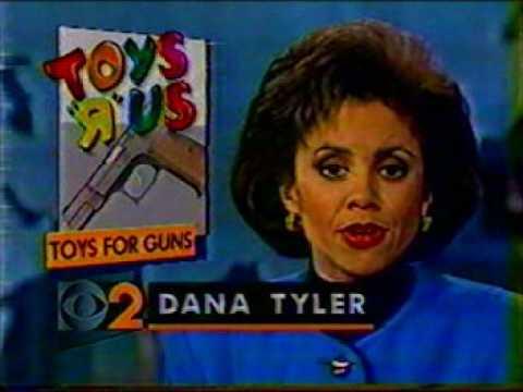 WCBS NY NEWS-December 27, 1993-Dana Tyler, Ernie Anastos