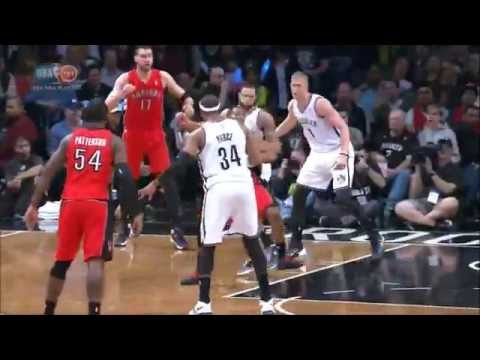 Raptors 2014 PLAYOFFS: R1G4 vs. Nets