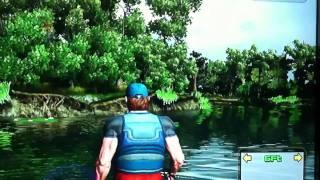 Rapala Tournament Fishing: rod glitch