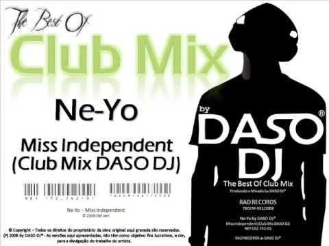 Ne-Yo - Miss Independent (Club Mix DASO DJ)
