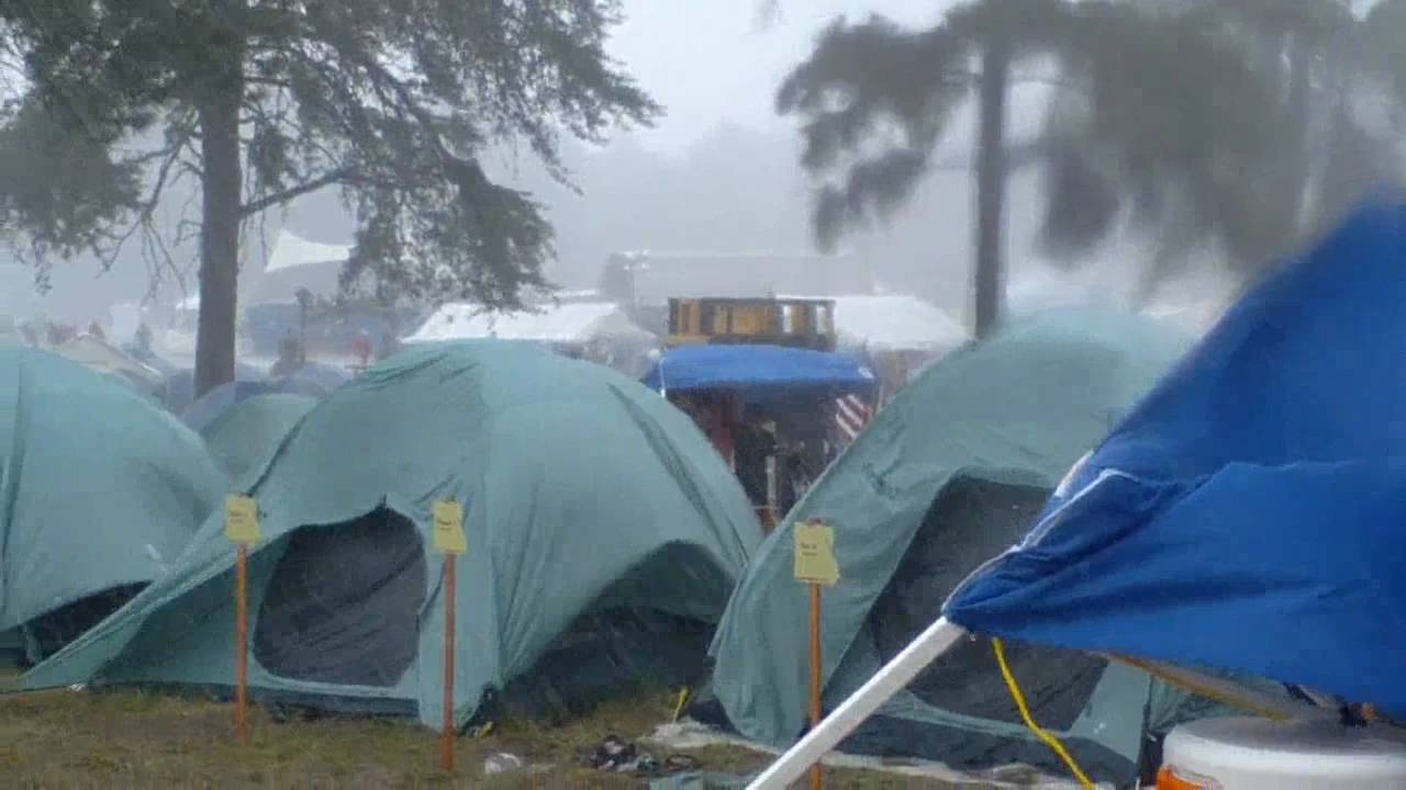 Storm in Camp.MOV - YouTube