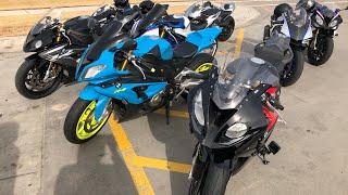 Kawaski ZX10RR vs BMW S1000RR vs Yamaha R1M