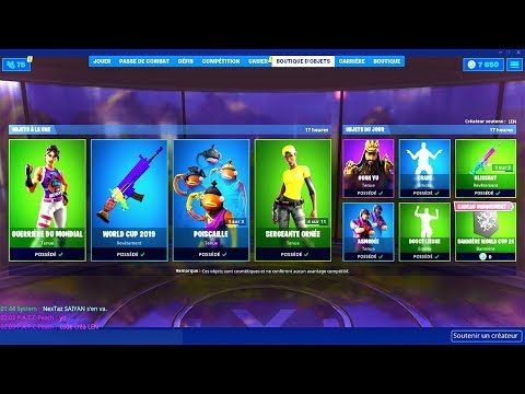boutique-fortnite-du-26-juillet-2019-!-item-shop-july-26-2019-!