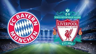 PREDICCIONES OCTAVOS DE FINAL UEFA CHAMPIONS LEAGUE | BAYERN MUNICH VS LIVERPOOL