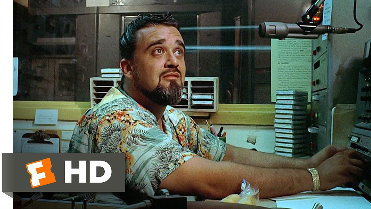 Image result for wolfman jack american graffiti youtube