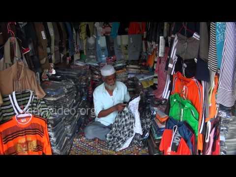 Street Sellers in Bhubaneswar, Orissa
