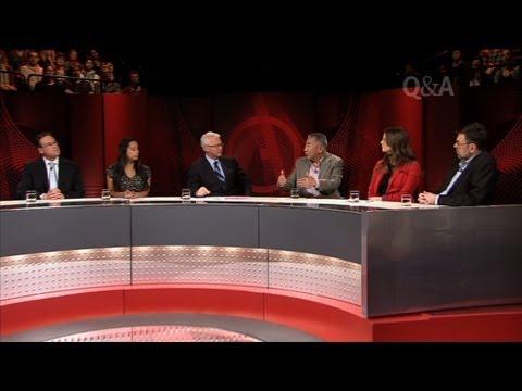 Q&A - Corruption, China & Carbon