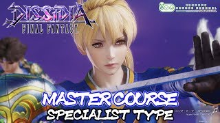 Dissidia Final Fantasy Arcade: Gameplay, how to play SPECIALIST    Ep:36 thumbnail