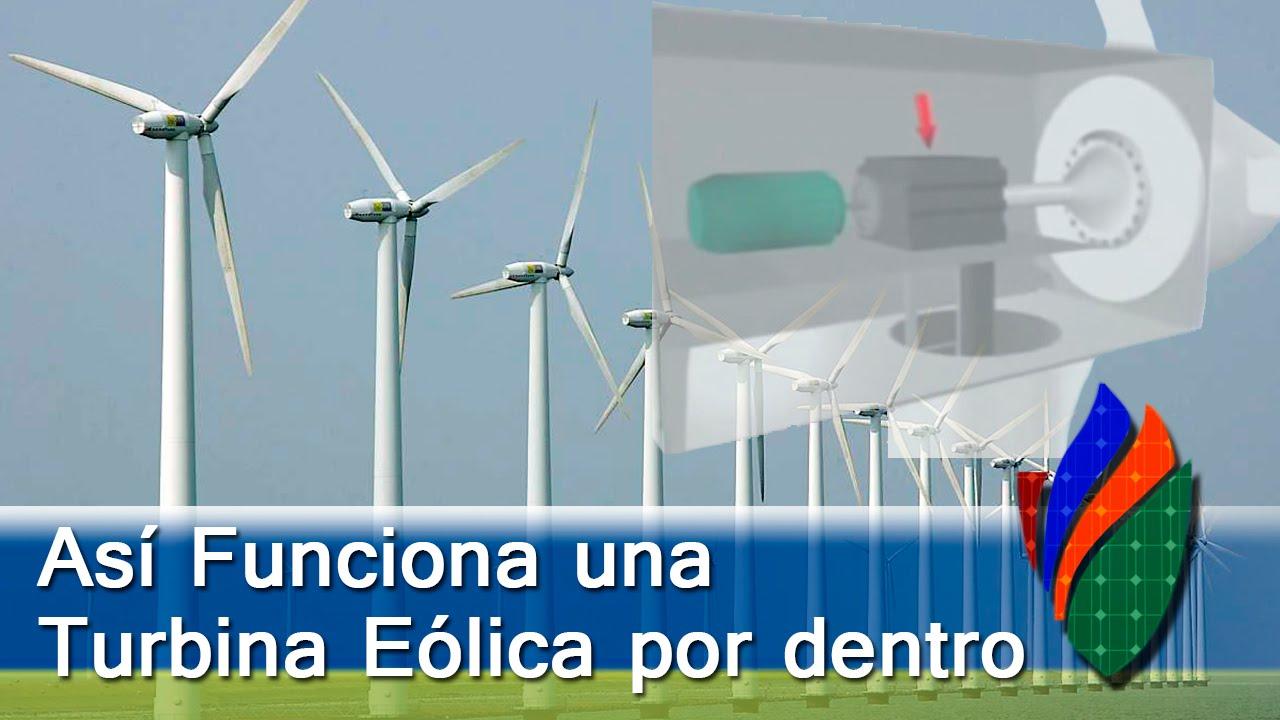 Como Funciona La Energía Eólica