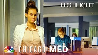 Chicago Med - Why Won't You Help Me? (Episode Highlight)