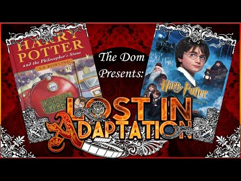 Harry Potter and the Philosopher's Stone, Lost in Adaptation ~ The Dom