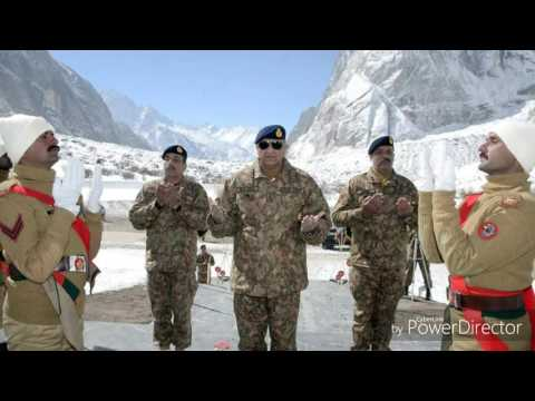 General Qamar Jabed Bajwa (Pakistan Army)