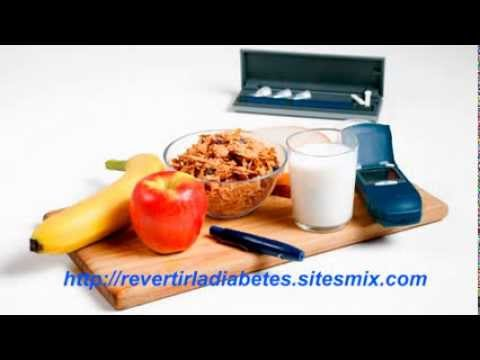 COMO CONTROLAR LA DIABETES NATURALMENTE - YouTube