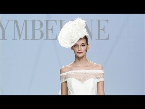 Cymbeline | Barcelona Bridal Fashion Week 2016 | Exclusive