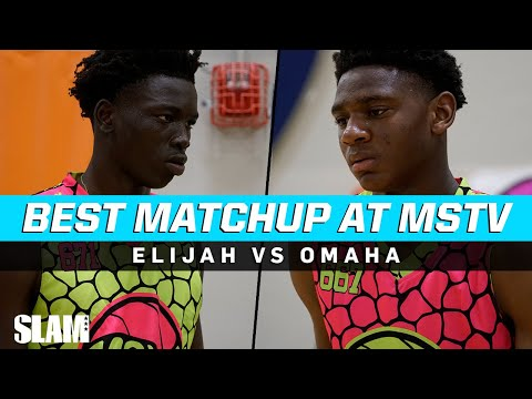 BEST MATCHUP AT MSHTV CAMP?! Elijah vs Omaha was EPIC🔥