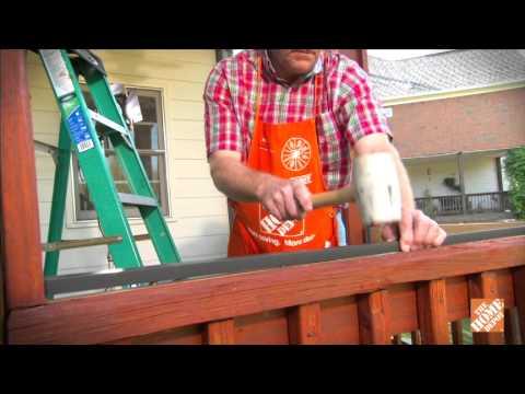Screen Tight's Mini Track Porch Screening System Installation Video
