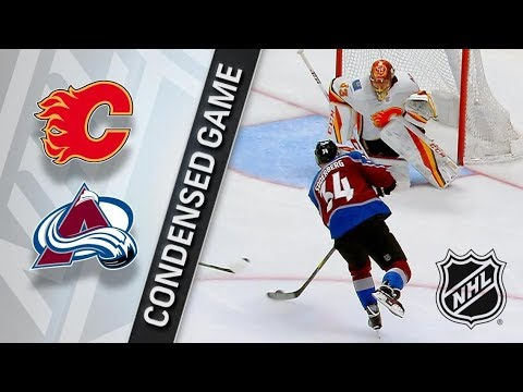 Calgary Flames vs Colorado Avalanche – Feb. 28, 2018 | Game Highlights | NHL 2017/18. Обзор