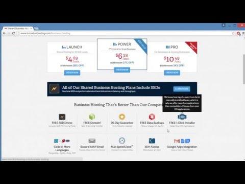 best web hosting 2016