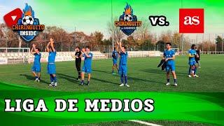 EL CHIRINGUITO VS. AS | LIGA DE MEDIOS | 5ª jornada