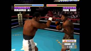 Knockout Kings 2000 ... (PS1)