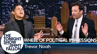 Wheel of Political Impressions with Trevor Noah
