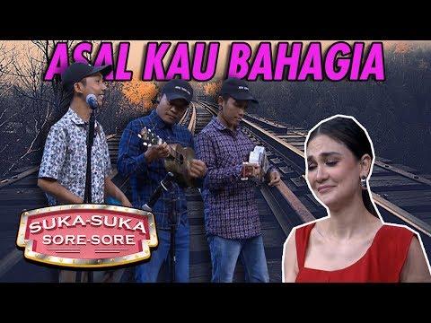 BAPER NIH, Trio Wok Wok feat Luna Maya [ASAL KAU BAHAGIA] - Suka Suka Sore Sore (16/1) PART 3