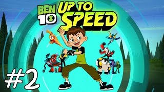 Ben 10 Up to Speed Capítulo 2 Gameplay