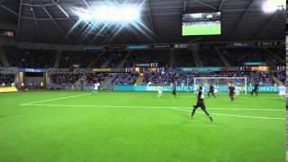 FIFA 16 Incredible bent